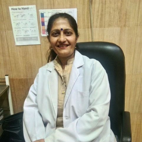 Dr Anuradha comprehensive eye care specialist