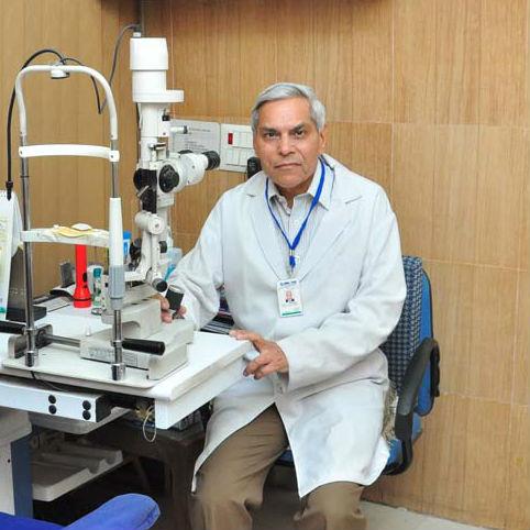 Dr. Ishwar Singh - Retina Specialist in Haryana