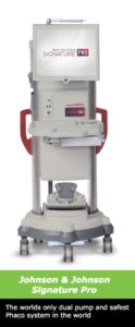 Johnson & Johnson Phacoemulsification Machine